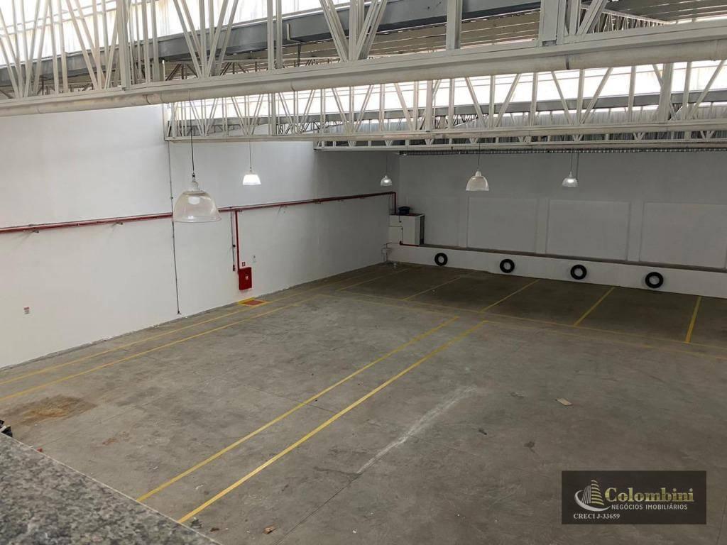 Galpão para alugar, 1250 m² por R$ 20.000,00/mês - Vila Príncipe de Gales - Santo André/SP
