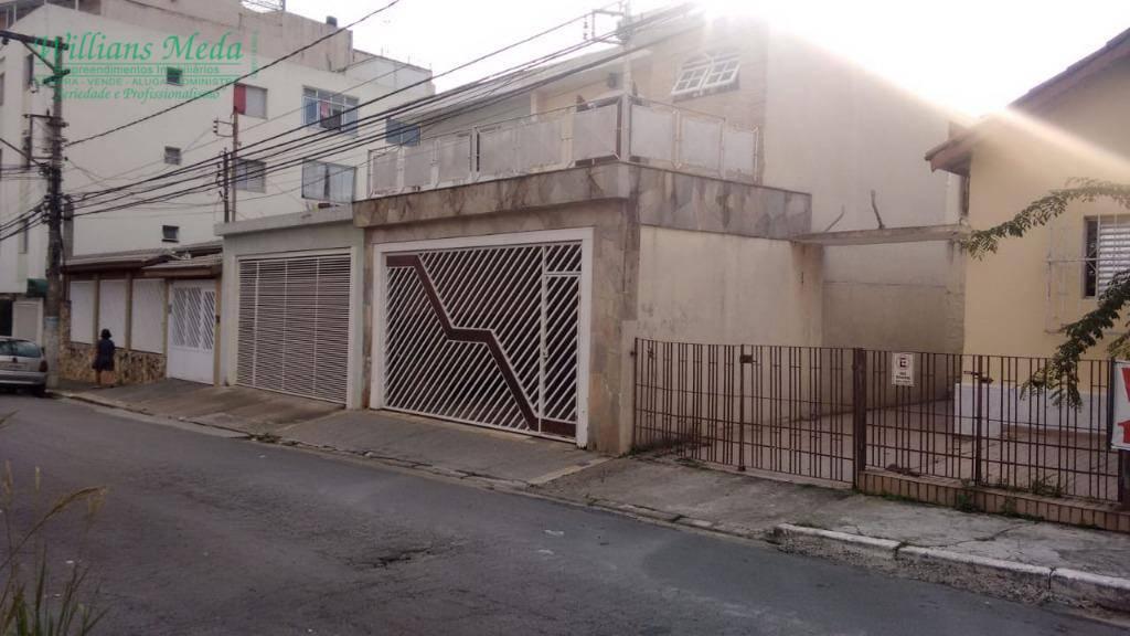 Casa com 3 dormitórios à venda, 176 m² por R$ 750.000 - Jardim Vila Galvão - Guarulhos/SP