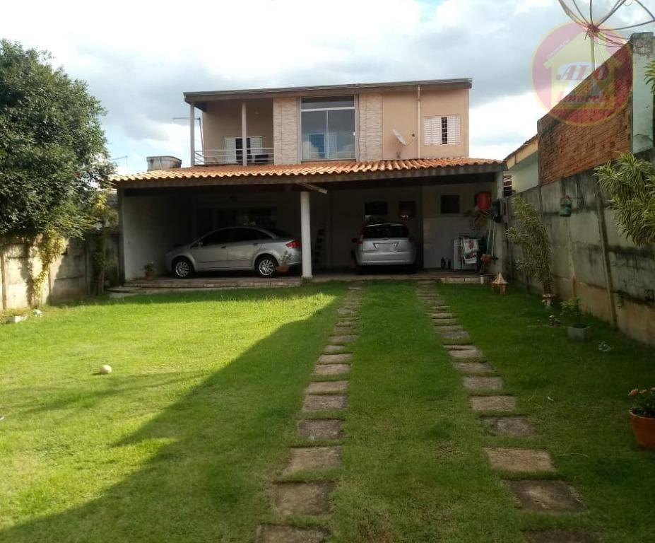 Sobrado à venda, 205 m² por R$ 360.000,00 - São Benedito - Americana/SP