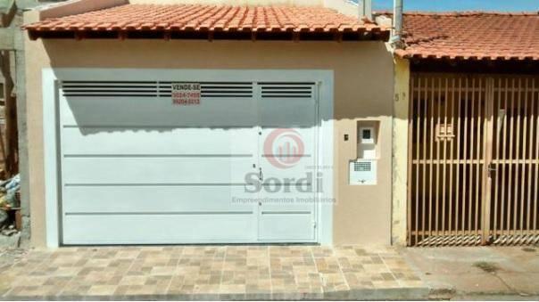 Casa residencial à venda, Vila Monte Alegre, Ribeirão Preto.