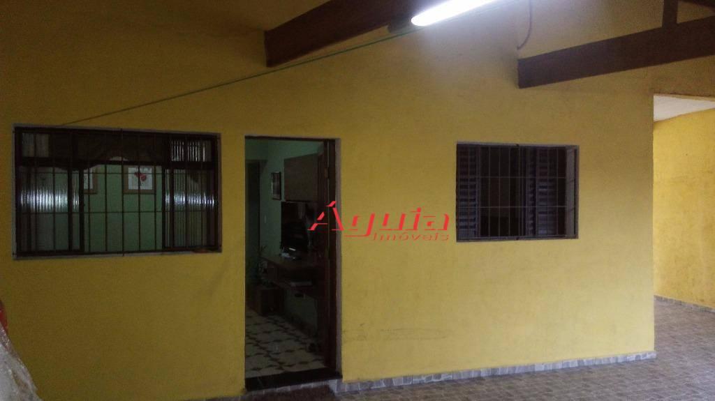 Casa com 2 dormitórios à venda, 83 m² por R$ 310.000 - Parque Jaçatuba - Santo André/SP
