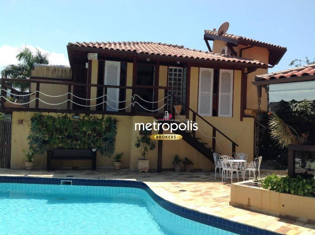 Casa, 600 m² - venda por R$ 3.395.000,00 ou aluguel por R$ 18.000,00/mês - Bracuí (Cunhambebe) - Angra dos Reis/RJ