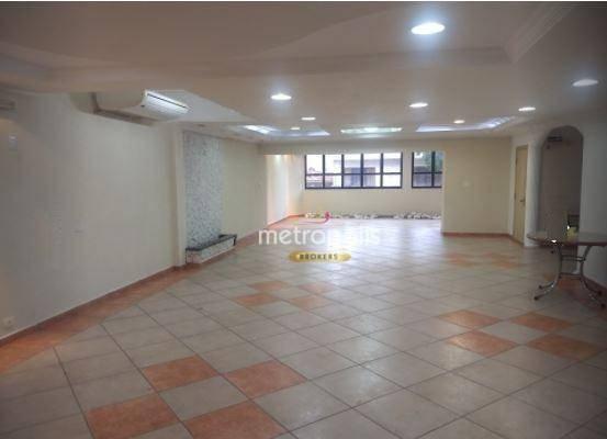 Casa para alugar, 800 m² por R$ 10.000,00/mês - Santa Paula - São Caetano do Sul/SP