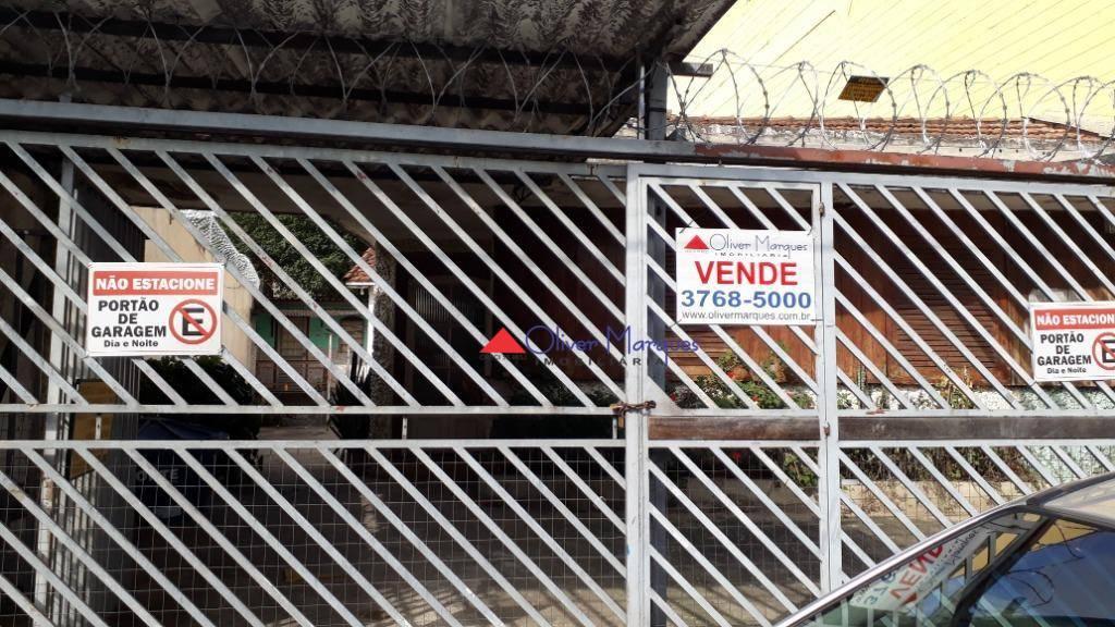 Terreno à venda, 396 m² por R$ 990.000,00 - Vila Quitaúna - Osasco/SP