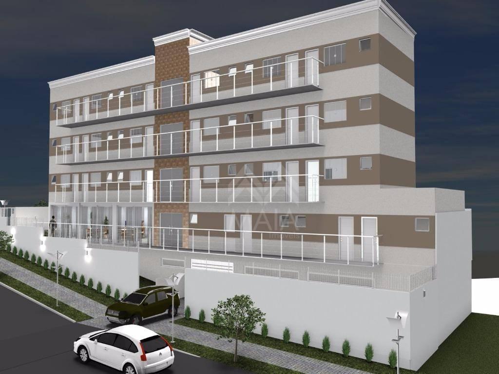Apartamento 01 dormitório - Curitiba