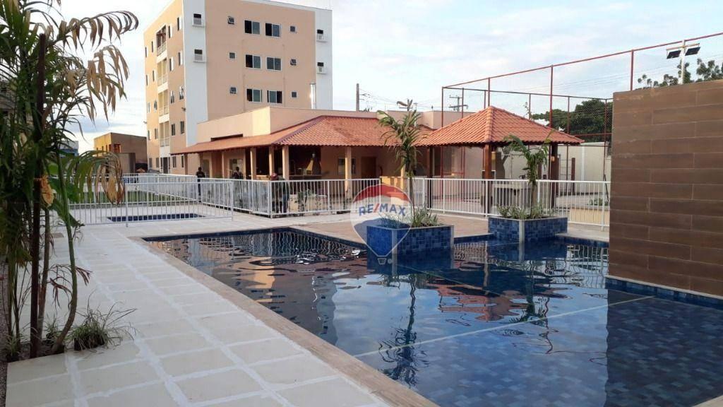Apartamento com 2 quartos com varanda à venda, 49 m² por R$ 229.500 - Igarapé - Porto Velho/RO