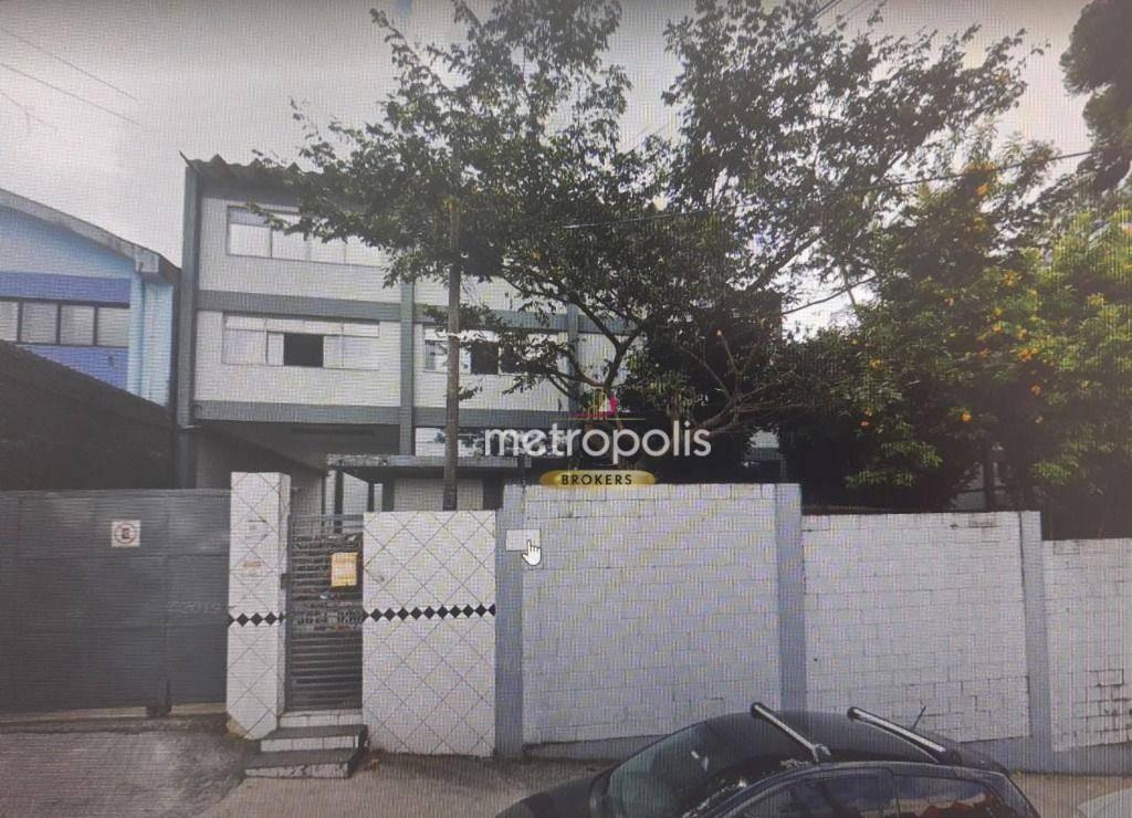 Galpão para alugar, 3500 m² por R$ 55.000,00/mês - Jardim Ruyce - Diadema/SP