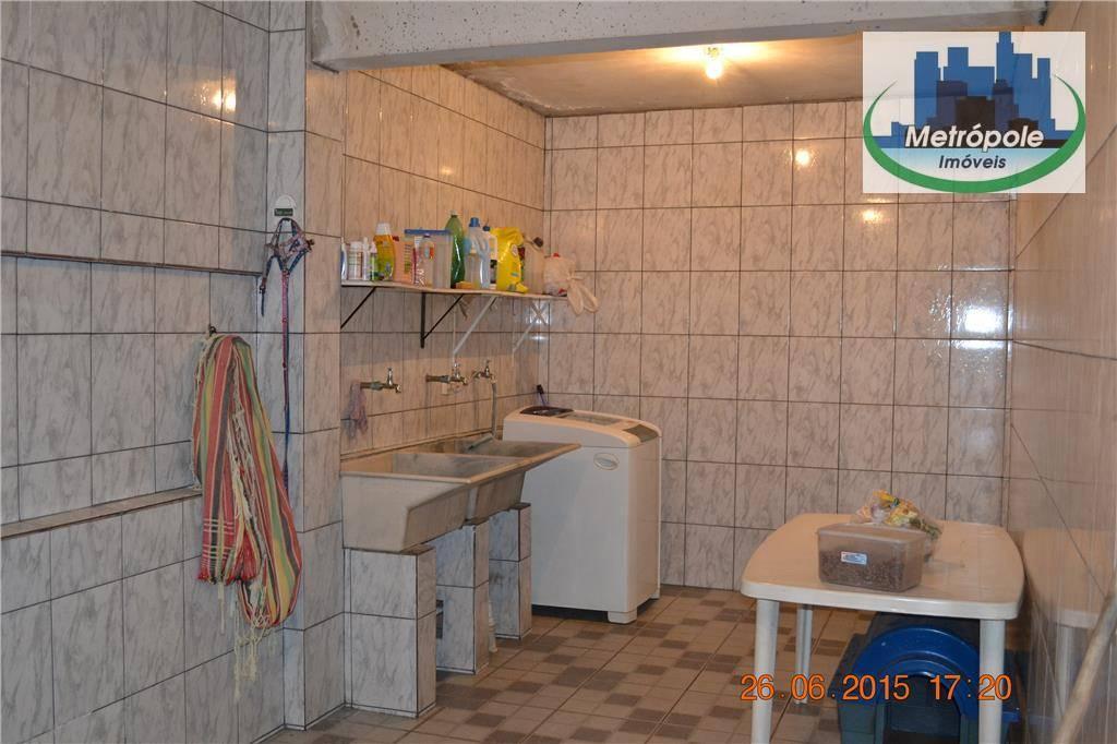 Sobrado de 3 dormitórios à venda em Jardim Rosa De Franca, Guarulhos - SP