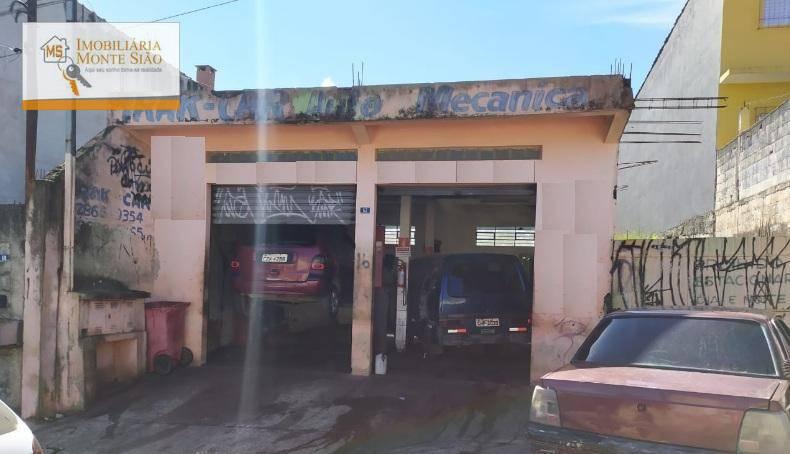 Terreno à venda, 400 m² por R$ 280.000,00 - Cidade Soberana - Guarulhos/SP