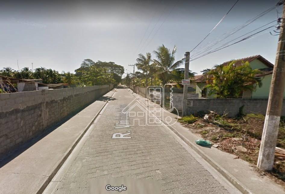 Terreno residencial à venda, Recanto, Rio das Ostras.