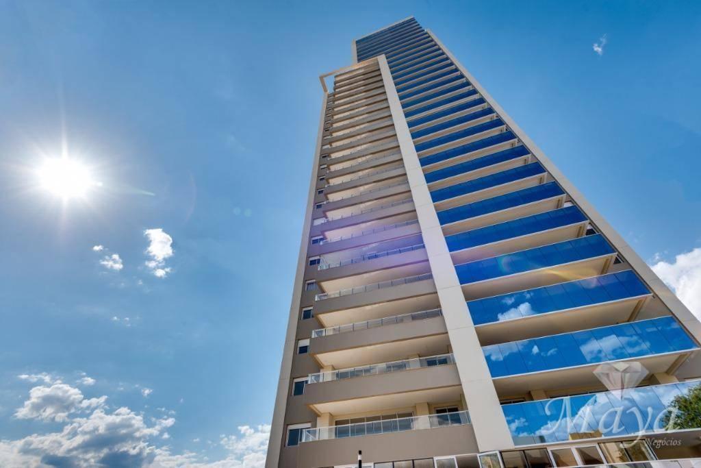 Apartamentos 3 e 4 Suítes, 206 à 293 m² na 204 Sul - Opus 204