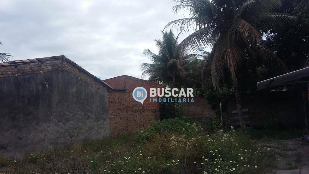 Terreno à venda, 250 m² por R$ 130.000,00 - Tomba - Feira de Santana/BA