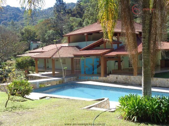 Sítio com 4 dormitórios, 72000 m² - venda por R$ 1.300.000 ou aluguel por R$ 3.500/mês - Bairro dos Cardosos - Mairiporã/SP - SI0002.