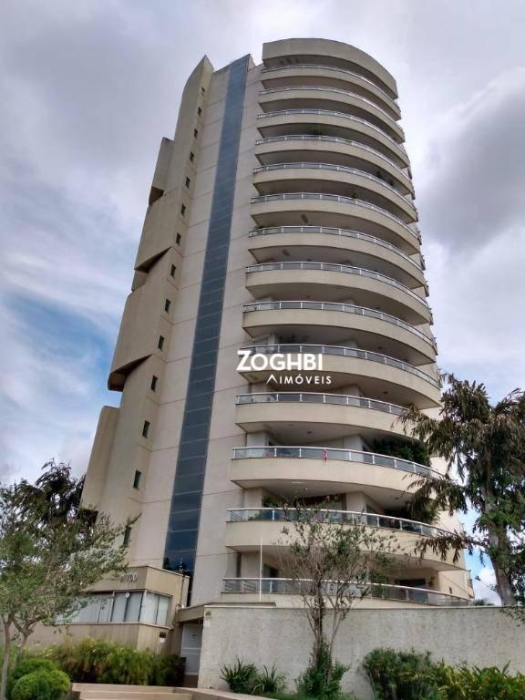 Apartamento com 3 dormitórios para alugar, 255 m² por R$ 3.700,00/mês - São João Bosco - Porto Velho/RO