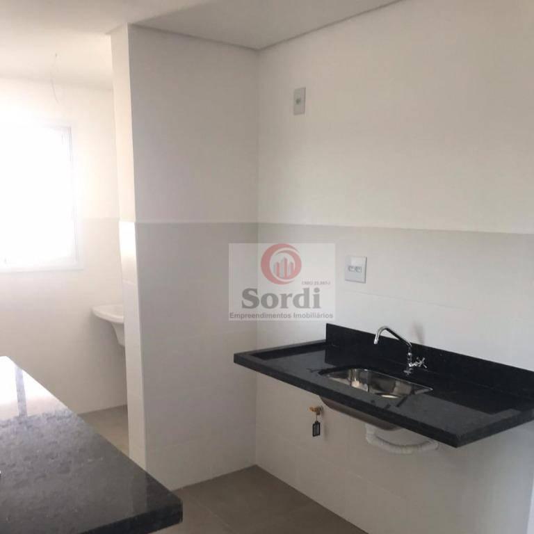 Apartamento Duplex com 1 dormitório à venda, 92 m² por R$ 420.000 - Nova Aliança - Ribeirão Preto/SP