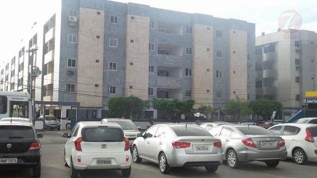 Apartamento residencial à venda, Bessa, João Pessoa - AP0060