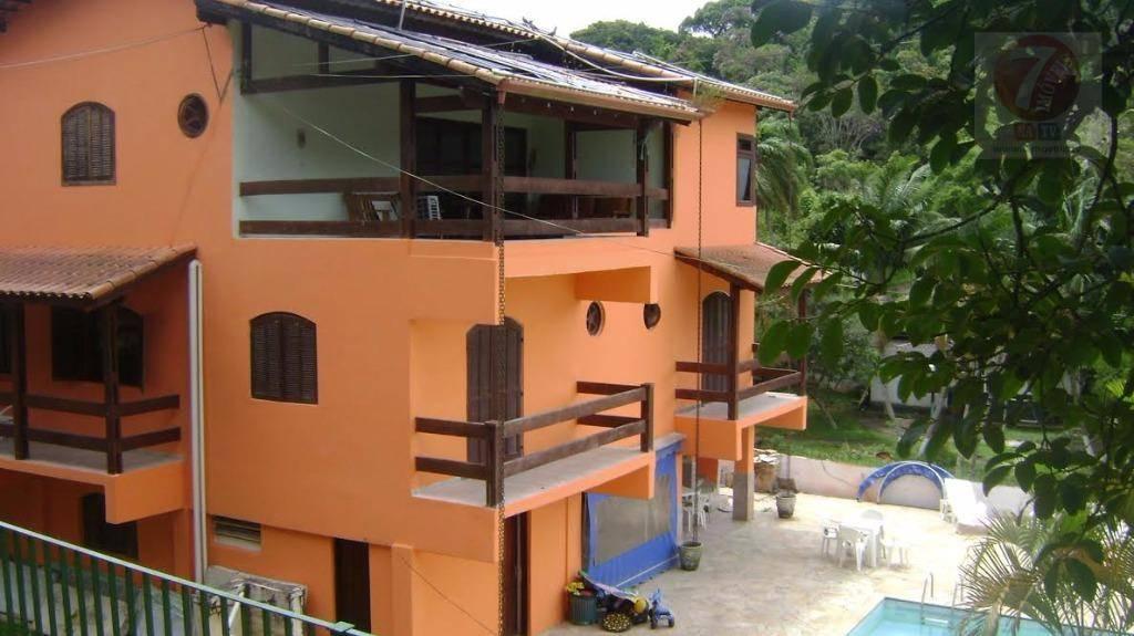 Chácara residencial à venda, Centro, Embu-Guaçu.