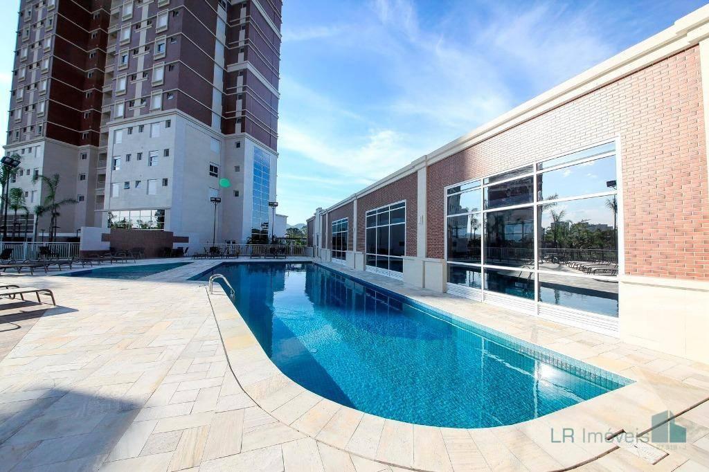 Apartamento com 4 dormitórios à venda, 194 m² por R$ 1.494.000,00 - Jardim Armênia - Mogi das Cruzes/SP