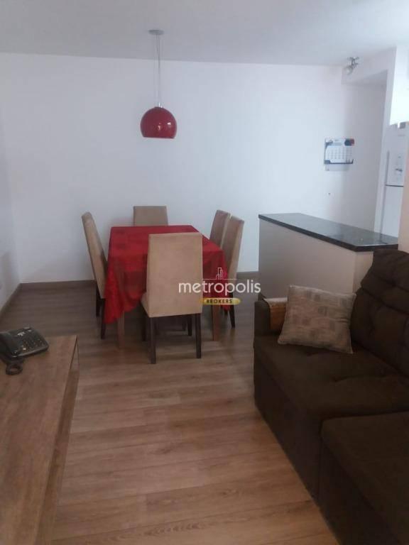 Apartamento à venda, 63 m² por R$ 480.000,00 - Santa Maria - São Caetano do Sul/SP