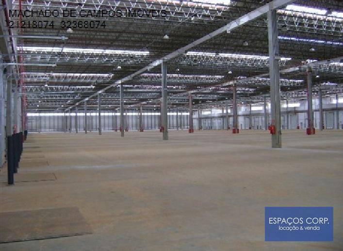 Galpão logístico para alugar, 13810m² - Itapecerica da Serra - Itapecerica da Serra/SP
