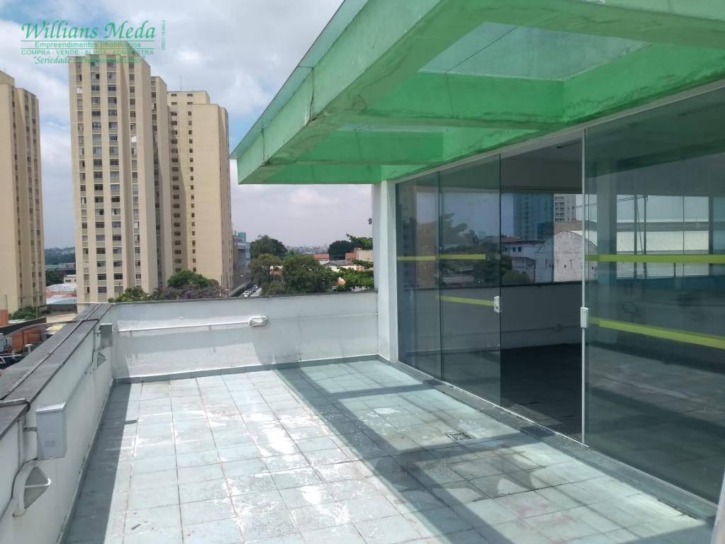 Prédio à venda, 726 m² por R$ 4.500.000 - Centro - Guarulhos/SP