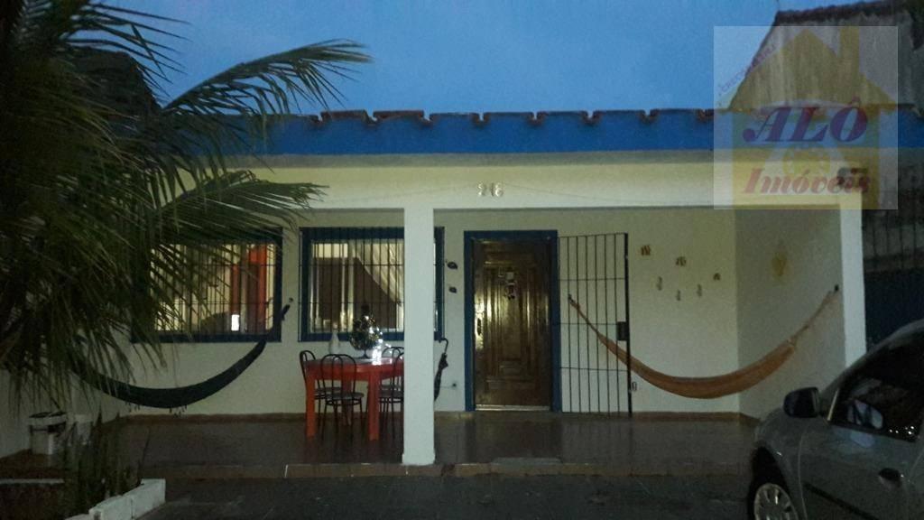 Casa à venda, 280 m² por R$ 400.000,00 - Vera Cruz - Mongaguá/SP