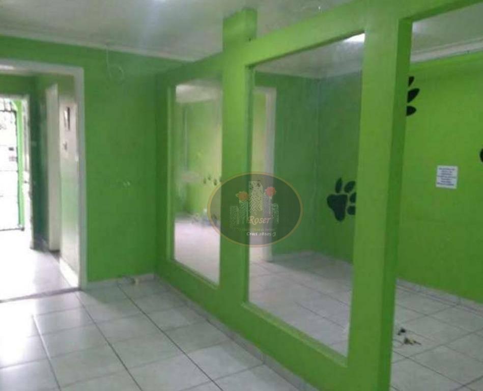 Casa para alugar, 150 m² por R$ 4.000,00/mês - Marapé - Santos/SP
