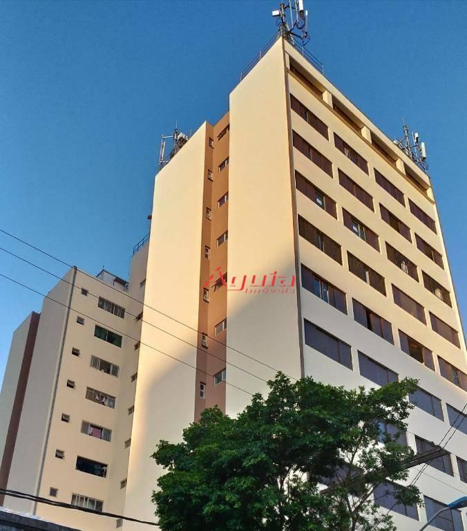 Apartamento com 2 dormitórios à venda, 82 m² por R$ 279.000 - Fundação - São Caetano do Sul/SP