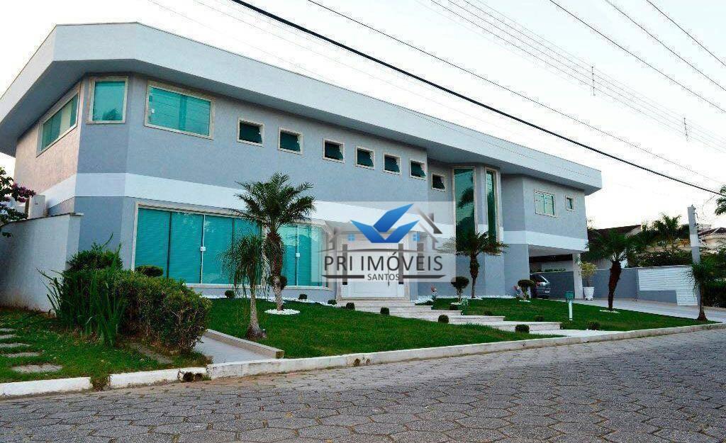 Casa com 5 dormitórios à venda, 1260 m² por R$ 5.700.000 - Acapulco - Guarujá/SP