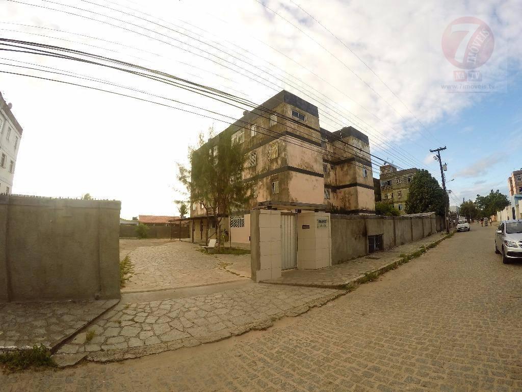Apartamento residencial à venda, Mangabeira, João Pessoa.
