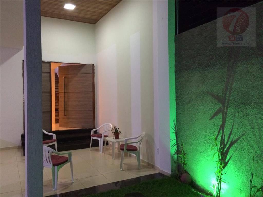 Casa residencial à venda, Alto Branco, Campina Grande - CA00