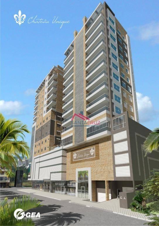 Apartamento com 3 suítes à venda, 142 m² - Meia Praia - Itapema/SC