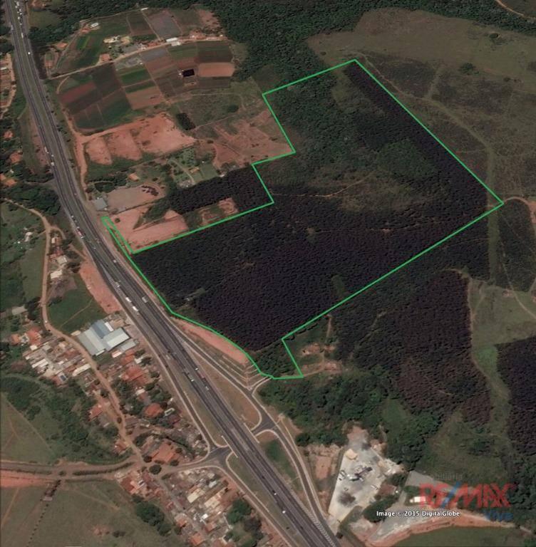 ÁREA A VENDA EM ATIBAIA, Área(s) para indústria, comércio e logística  Rodovia Fernão Dias -  Atibaia - SP