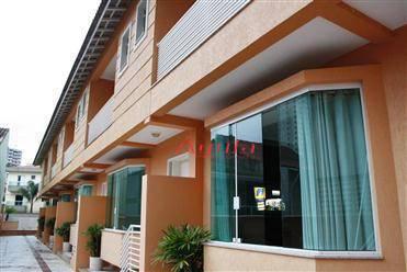 Sobrado com 3 dormitórios à venda, 255 m² por R$ 999.900,00 - Vila Floresta - Santo André/SP