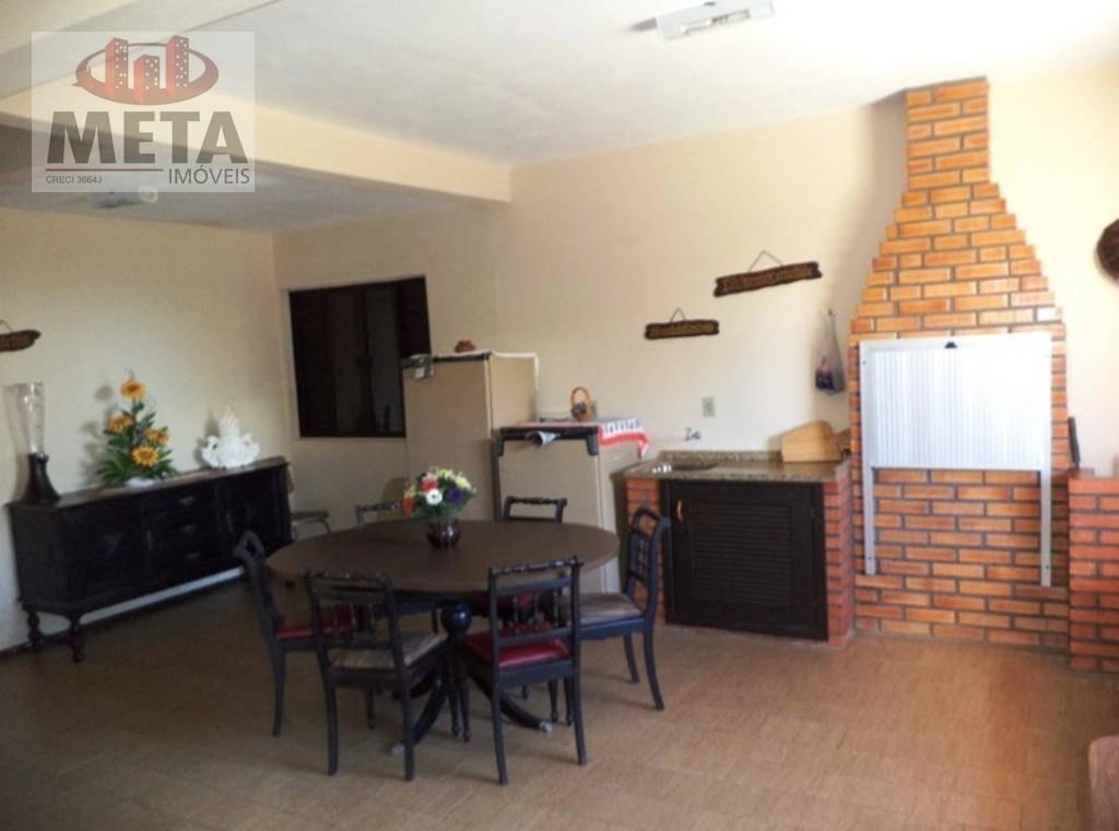 Casa com 4 Dormitórios à venda, 264 m² por R$ 590.000,00
