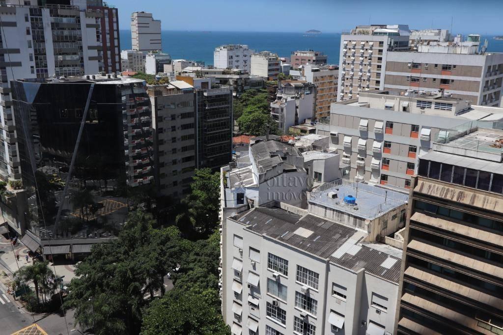 Flat em Leblon  -  Rio de Janeiro - RJ