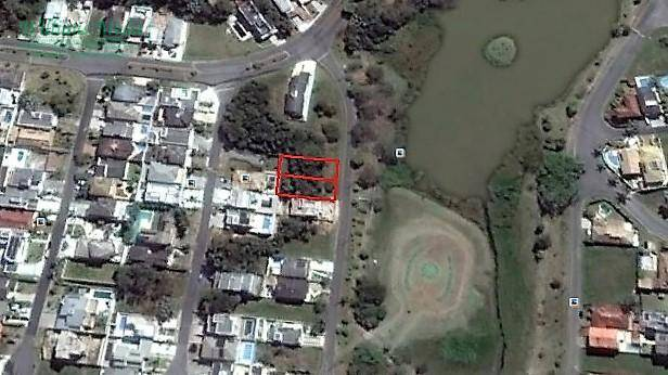 Terreno residencial à venda, Parque dos Lagos, Mogi das Cruzes.