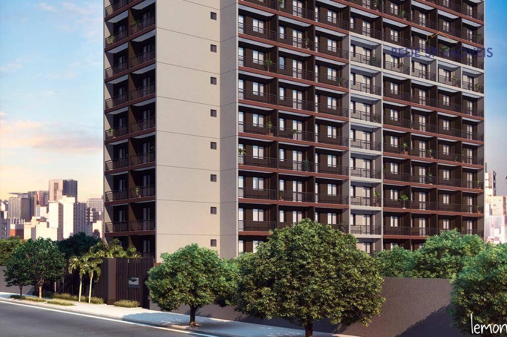 Apartamentos Studio à venda na região da Luz - Minha Casa Mi