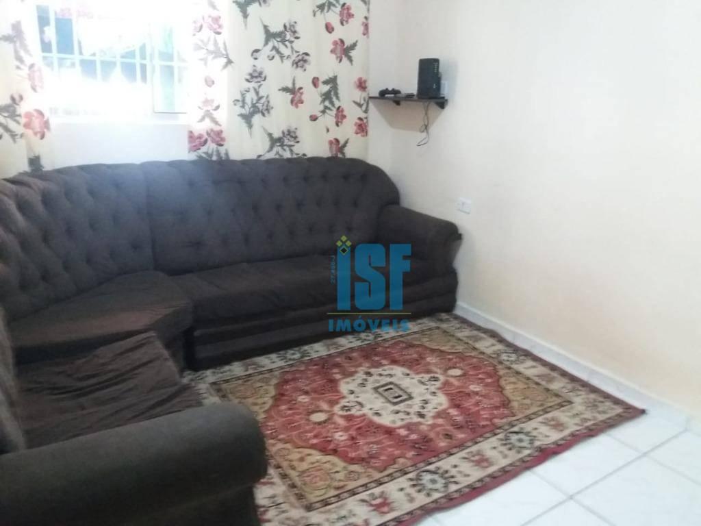 Casa com 3 dormitórios para alugar, 80 m² por R$ 1.250,00/mês - Padroeira - Osasco/SP