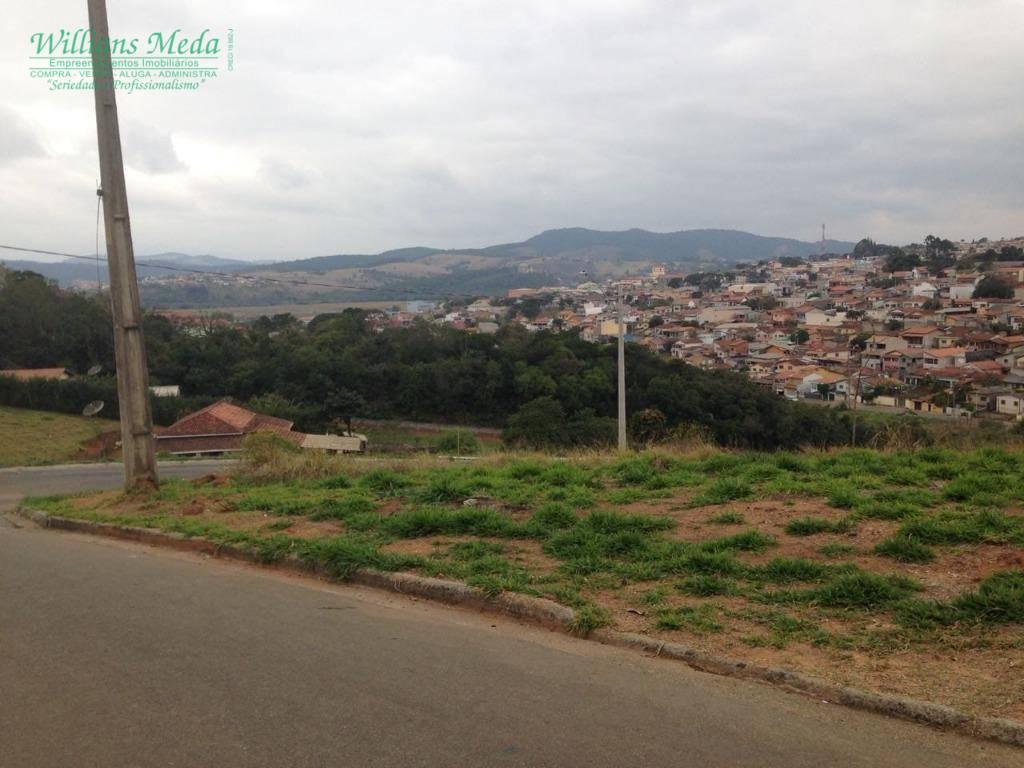 Terreno à venda, 320 m² por R$ 125.000 - Loteamento Lamismar - Bom Jesus dos Perdões/SP