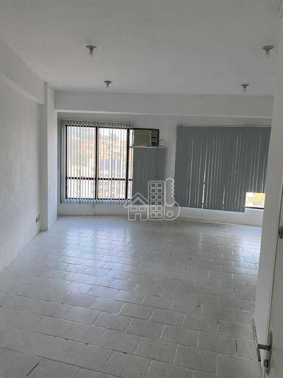 Sala, 40 m² - venda por R$ 130.000,00 ou aluguel por R$ 1.100,00/mês - Centro - Niterói/RJ