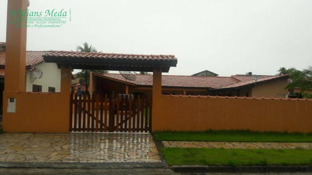 Casa com 2 dormitórios à venda, 160 m² por R$ 630.000,00 - Praia da Boracéia - Bertioga/SP