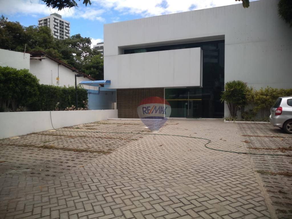 Casa para alugar, 450 m² por R$ 15.000/mês - Espinheiro - Recife/PE