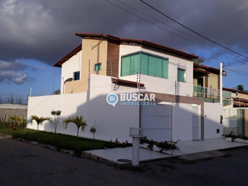 Village com 4 dormitórios à venda, 146 m² por R$ 700.000 - Lagoa Salgada - Feira de Santana/BA