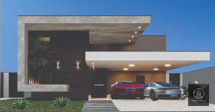 Casa com 4 dormitórios à venda, 300 m² por R$ 1.890.000 - Alphaville - Votorantim/SP