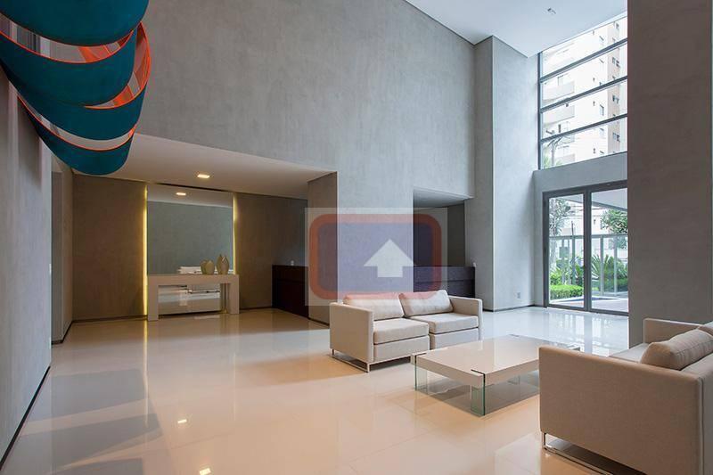 Apartamento de 1 dormitório à venda em Pinheiros, São Paulo - SP