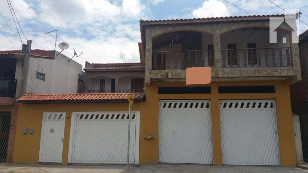 Casa residencial à venda, Parque Munhos, Franco da Rocha - CA0335.