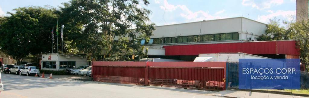 Galpão industrial  - Cross Docking à venda e/ou locação - Itapevi/SP