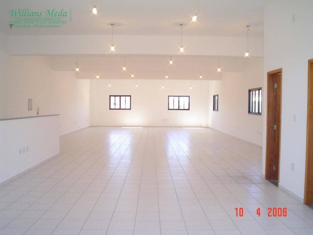 Loja para alugar, 440 m² por R$ 15.000/mês - Jardim Bom Clima - Guarulhos/SP