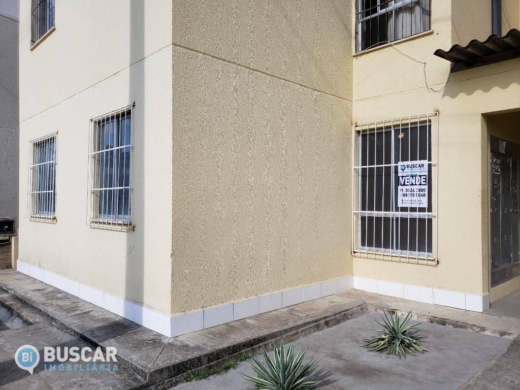 Apartamento à venda, 45 m² por R$ 65.000,00 - Mangabeira - Feira de Santana/BA